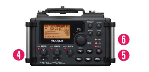 TASCAM DR-60D quickstart thumb