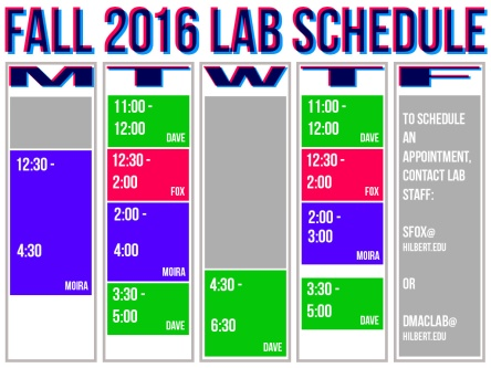 fall-2016-lab-schedule